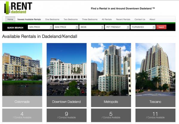 Dadeland Apartment Rentals