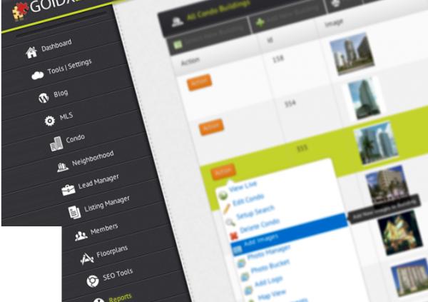 Goidx Real Estate Dashboard
